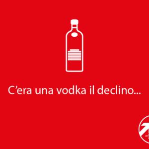 bere per fermare il declino