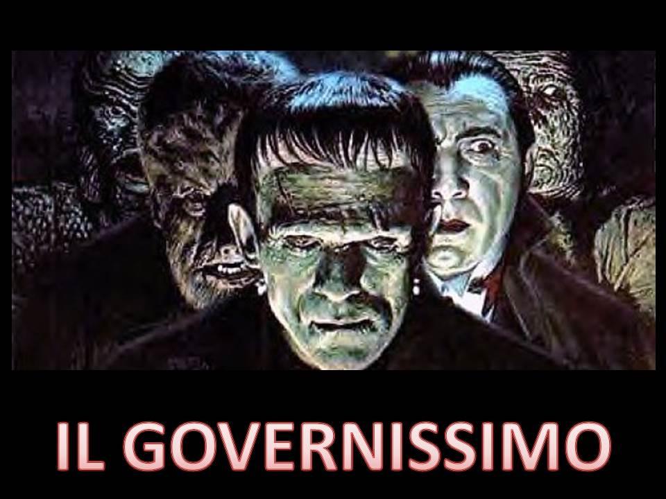Risultati immagini per governissimo
